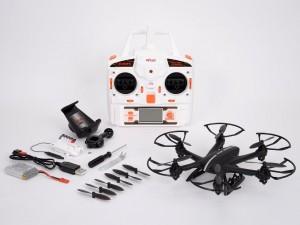 空撮FPVドローンX800ジーフォース01
