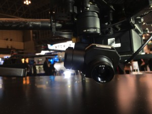赤外線カメラZenmuseXT1